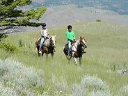 montana trail rides