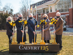 Calvert School announces public launch of major fundraising effort in honor of 125th anniversary