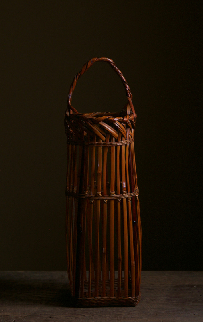 Tanabe Chikuunsai II Bamboo Fence 02.jpg