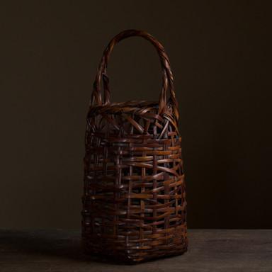 Bamboo Flower Basket by Wada Waichisai I .jpg