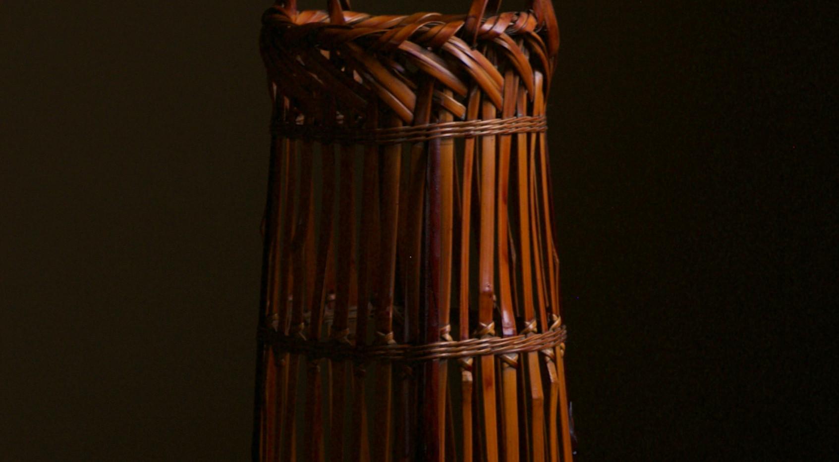Tanabe Chikuunsai II Bamboo Fence 03.jpg