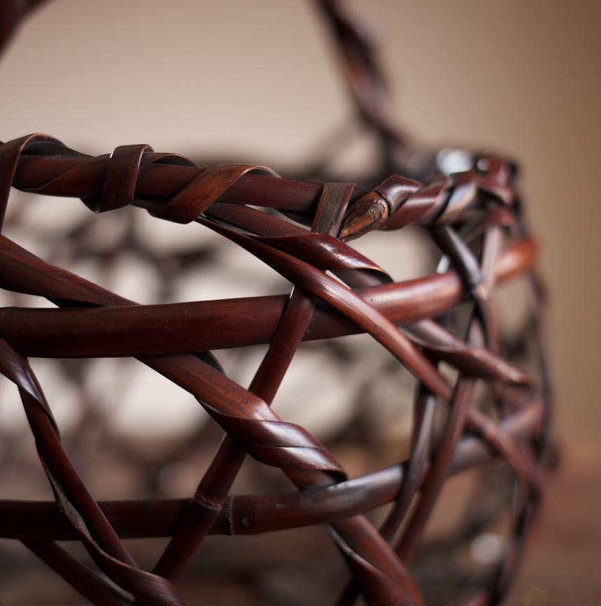 Mountain Road Bamboo Basket by Chikuunsai II 05.jpg