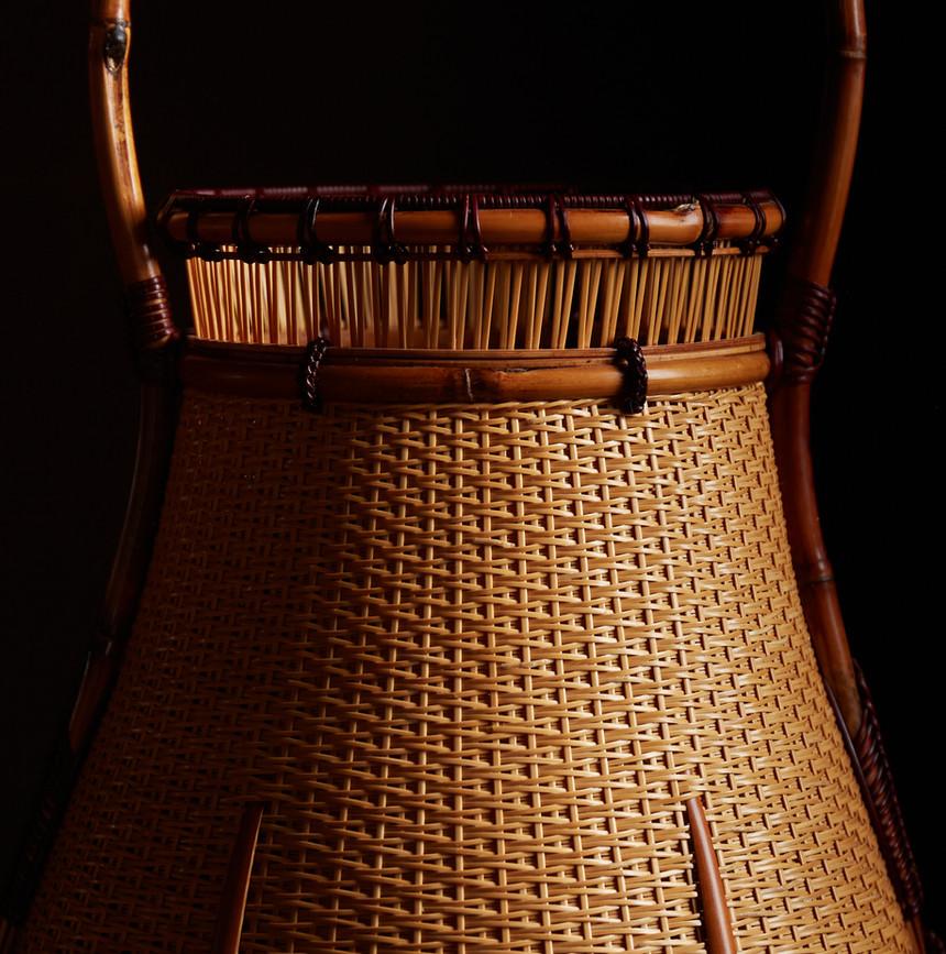 Kosuge Kogetsu Geiten Flower Basket 02b.