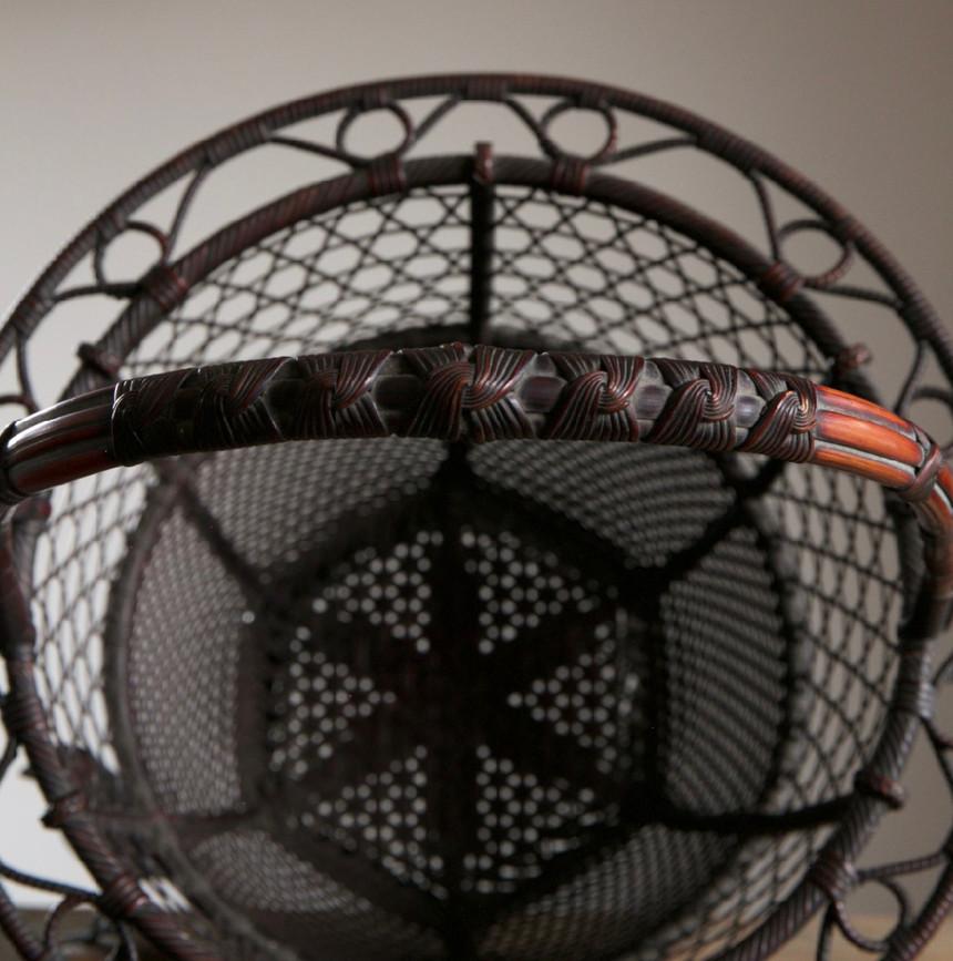 Ryuikyo style flower basket by Hosai 04.jpg
