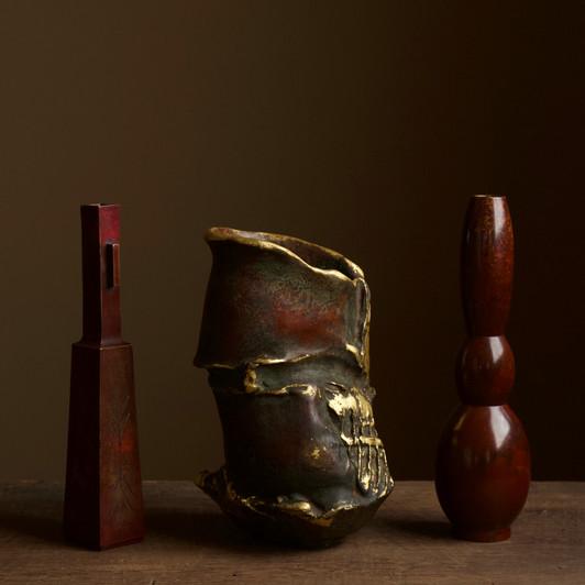 Selection of Modern Japanese Bronze Vases 03.jpg