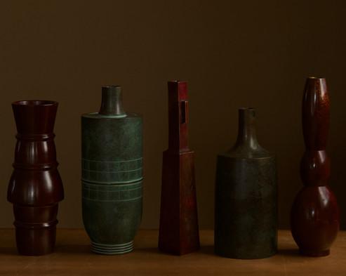 Selection of Modern Japanese Bronze Vases 05.jpg