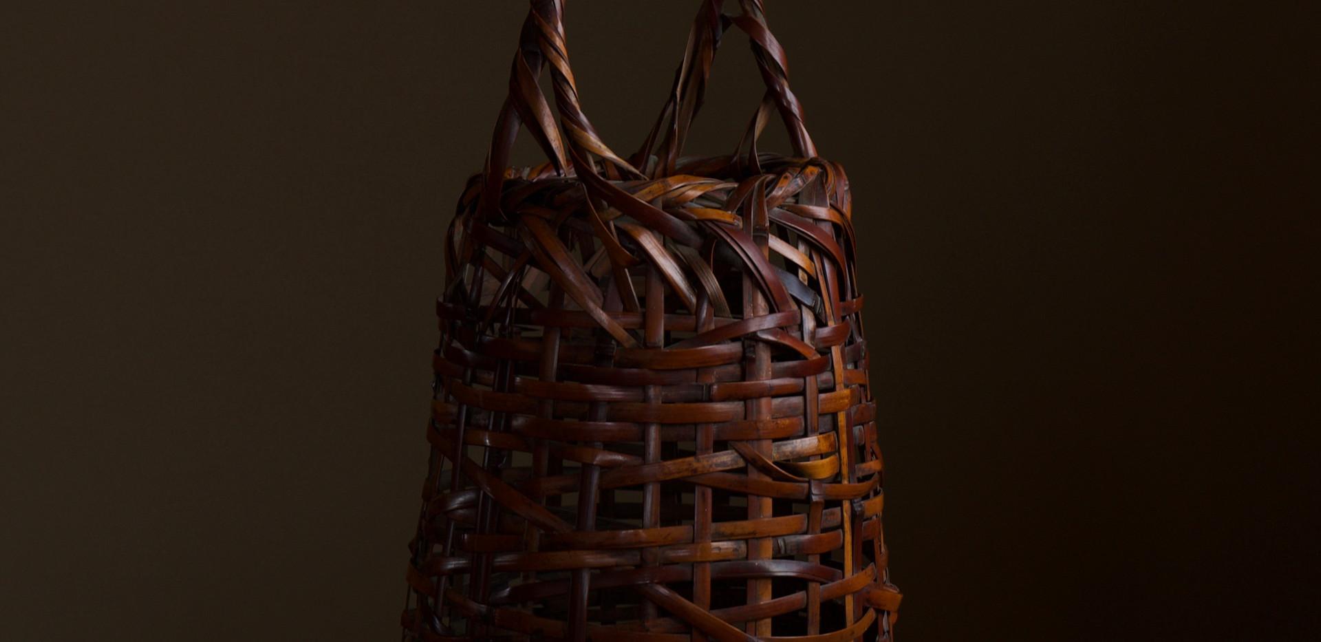 Wada Waichisai I Bamboo flower basket 04.jpg