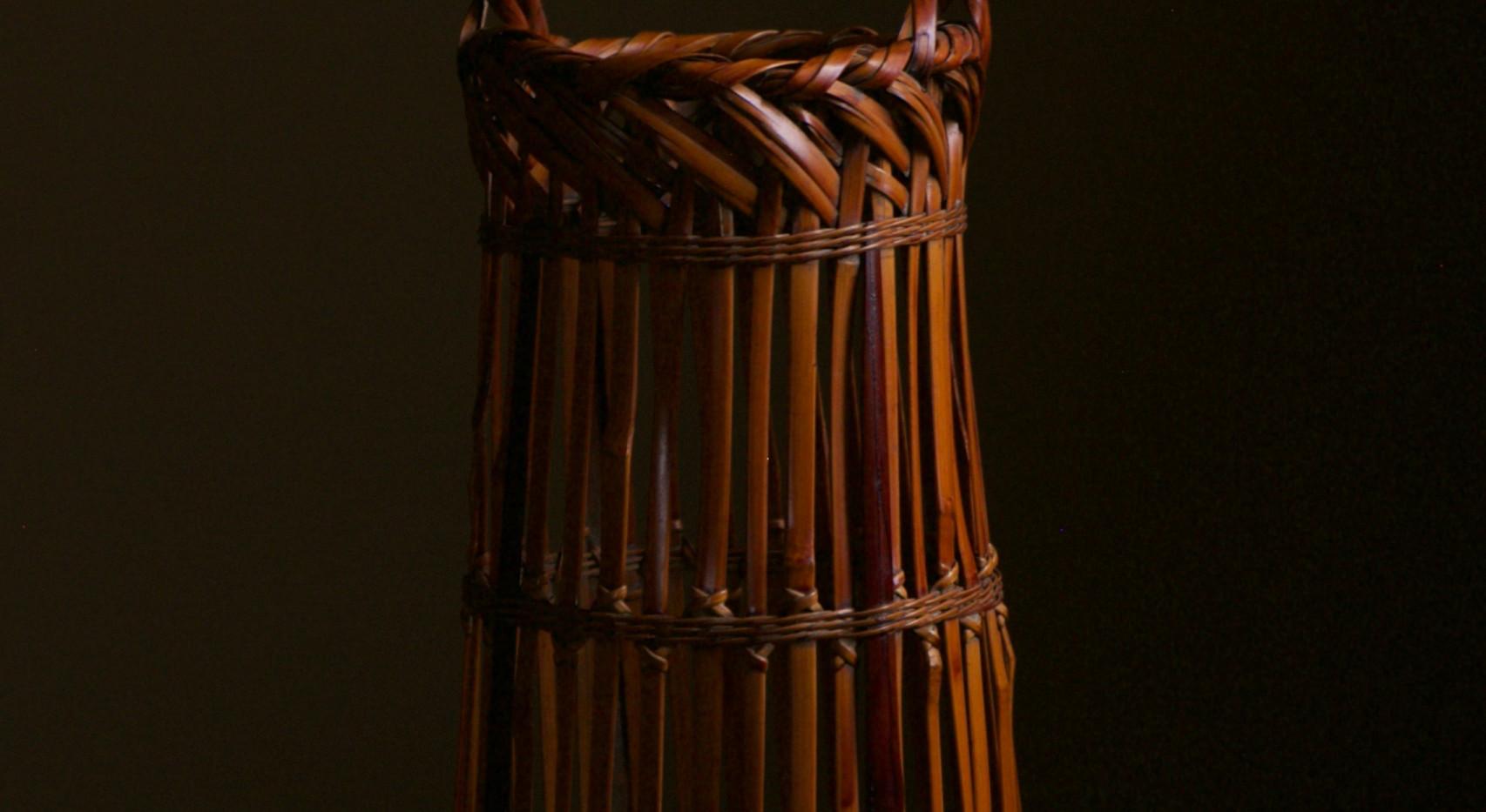 Tanabe Chikuunsai II Bamboo Fence 01.jpg