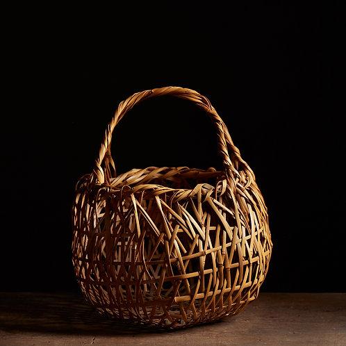 Flower Basket by Yamamoto Chikuryusai I
