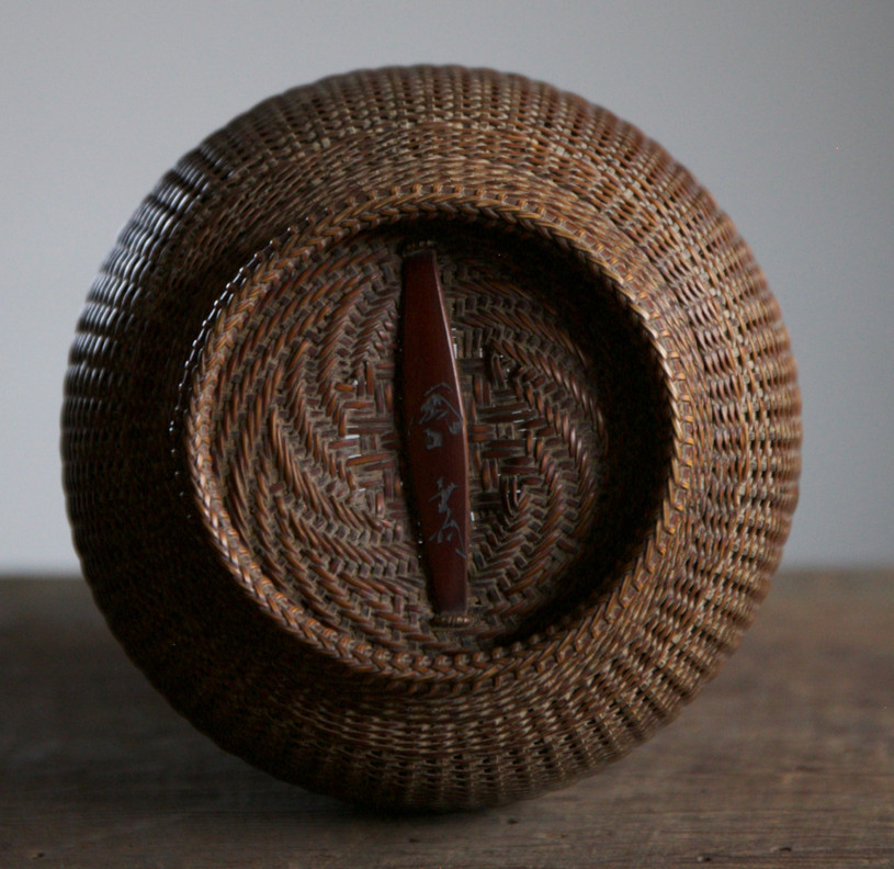 Iizuka Hosai II One Stem Flower Basket 03.jpg