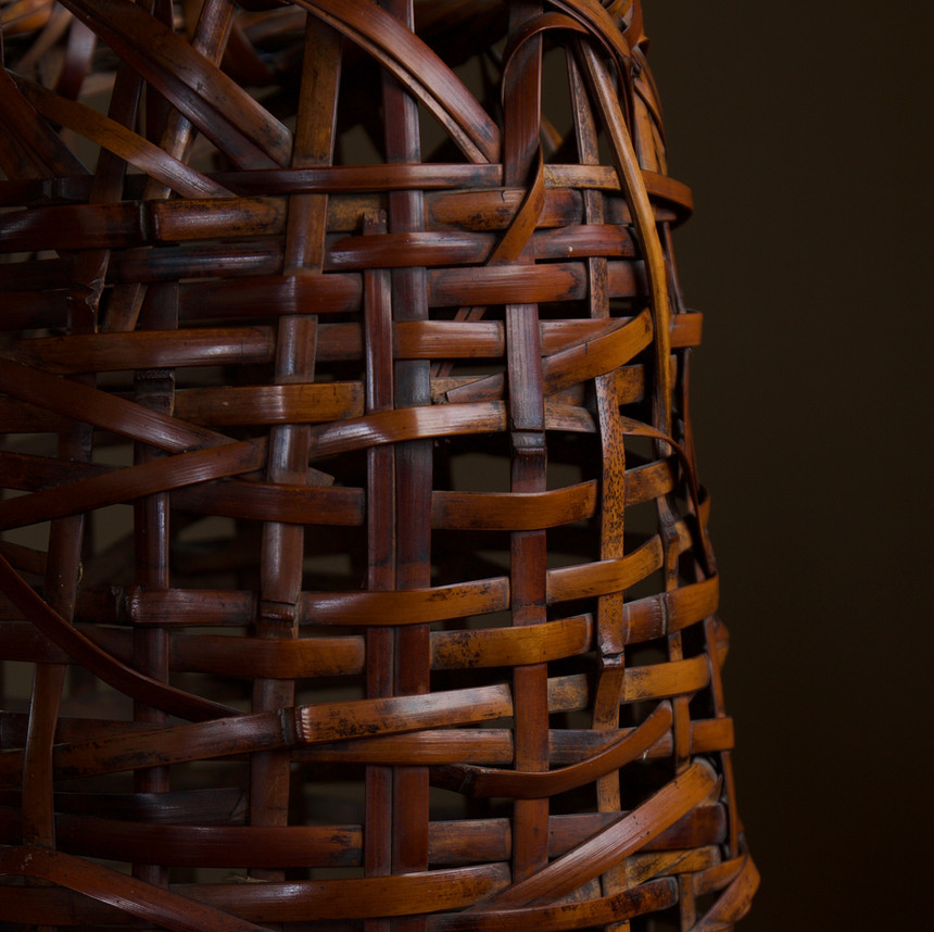 Wada Waichisai I Bamboo flower basket 06.jpg