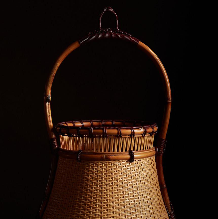 Kosuge Kogetsu Geiten Flower Basket 02a.