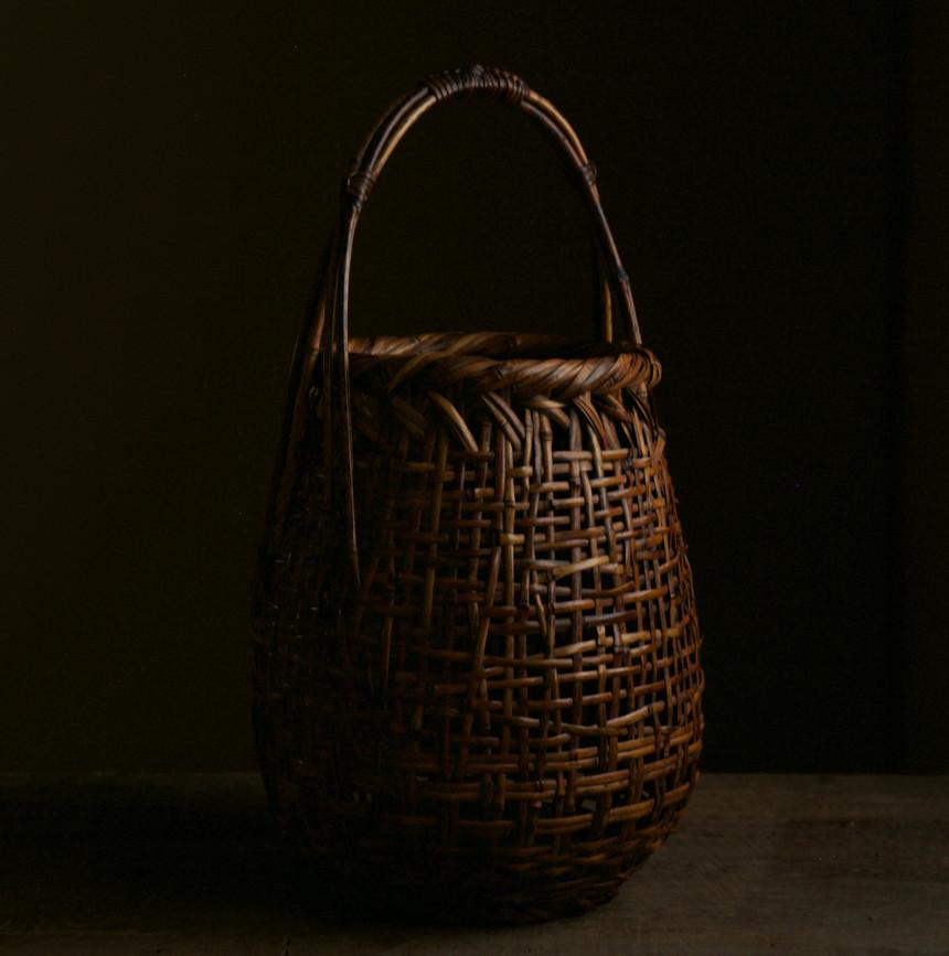 Bamboo Flower Basket Hanchiku Waichisai 02.jpg