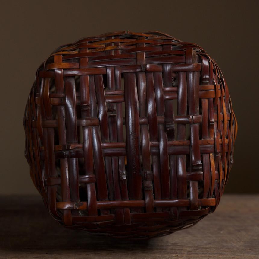 Wada Waichisai I Bamboo flower basket 07.jpg