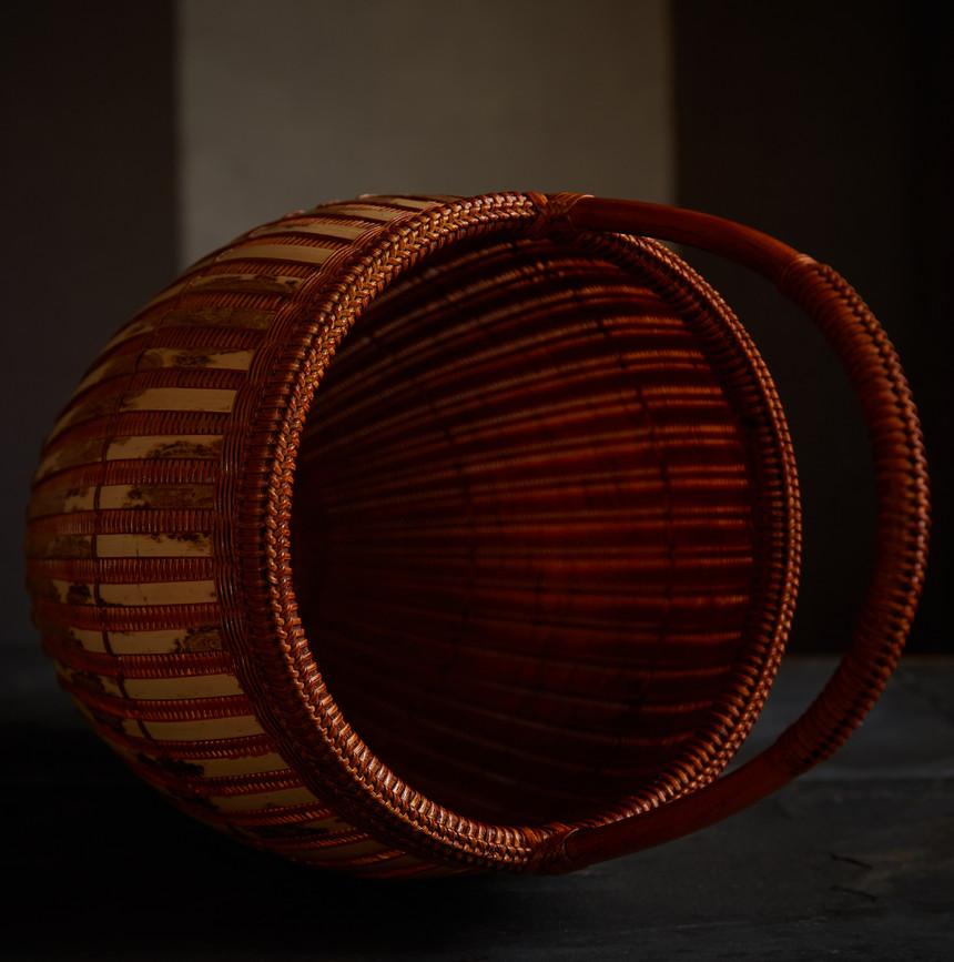 Minoura Chikuho Cloud-figuring bamboo ba