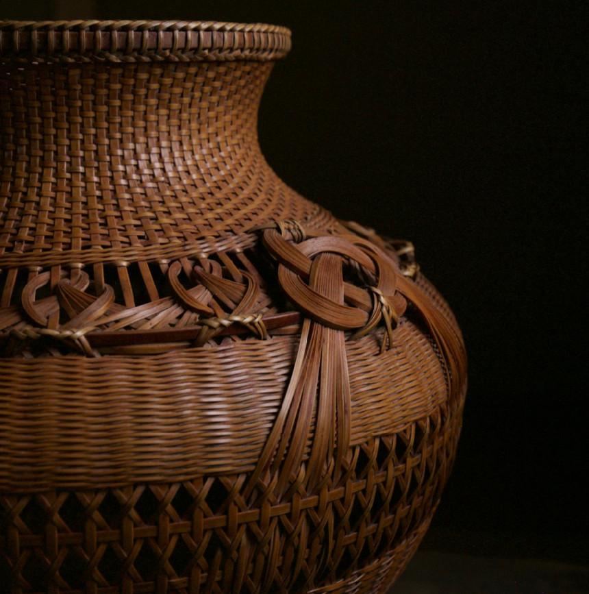 Flower Basket by Ishikawa Shoun 02.jpg