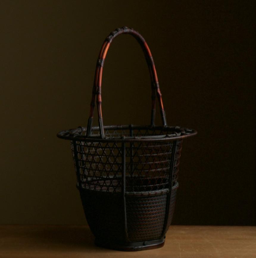 Ryuikyo style flower basket by Hosai 03.jpg
