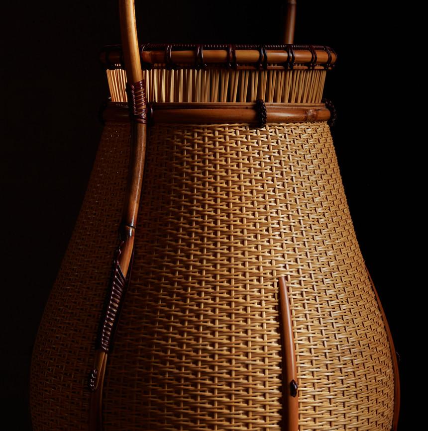 Kosuge Kogetsu Geiten Flower Basket 03b.