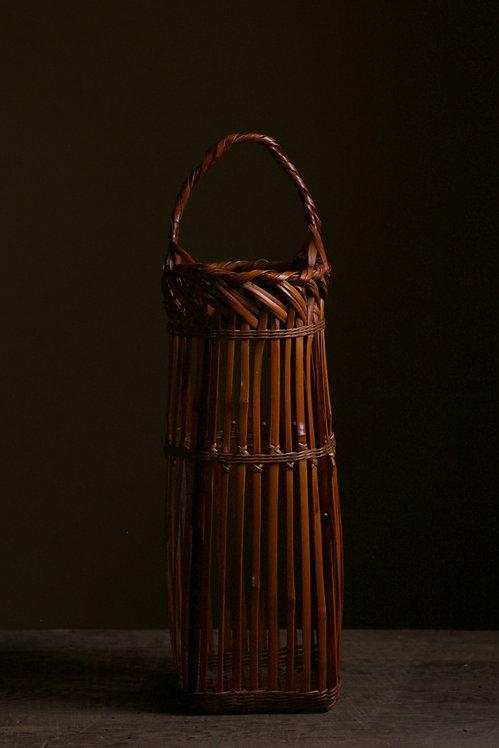 Chikuunsai II: Country Fence Flower Basket