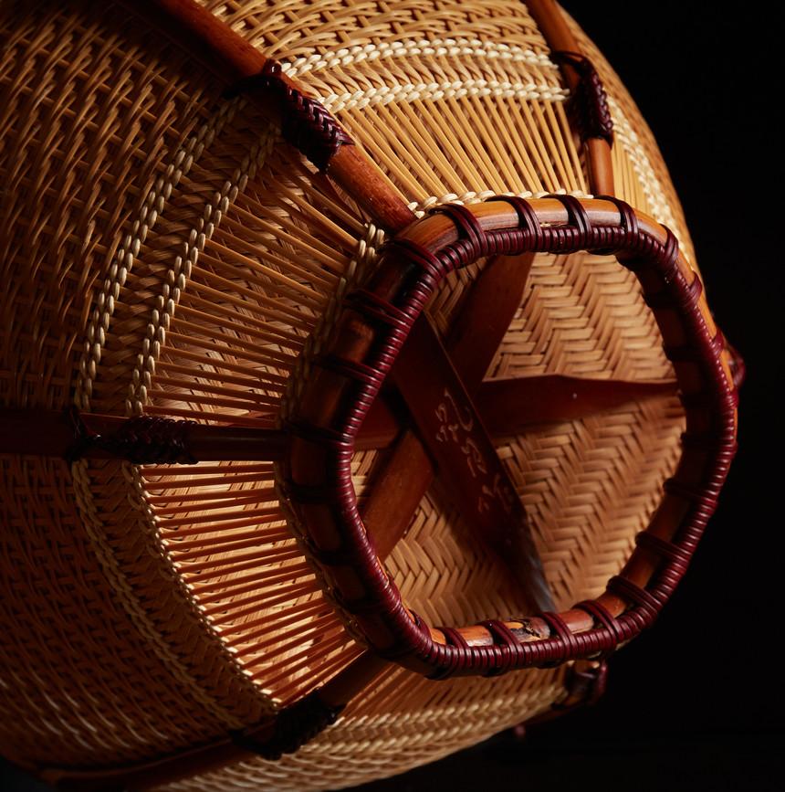Kosuge Kogetsu Geiten Flower Basket 07.j