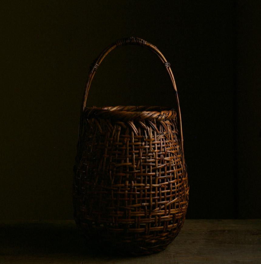 Bamboo Flower Basket Hanchiku Waichisai 01.jpg