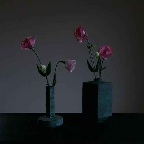 Vase couple by Ikeda Yushi