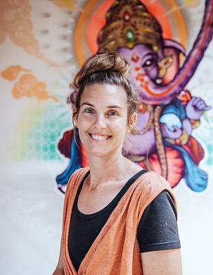 Portrait of Pharm Instructor Jenni Brouwer