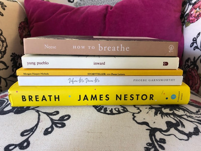 Breanne's Book Corner – Going Inward