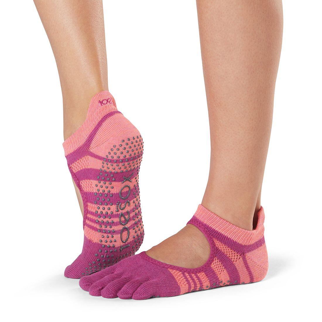 ToeSox Bellarina Full Toe Socks