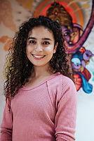 Image of Instructor Rafaela Garcia smiling and looking at the camera