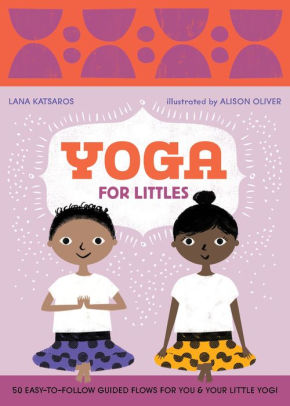 Yoga for Littles Card Deck