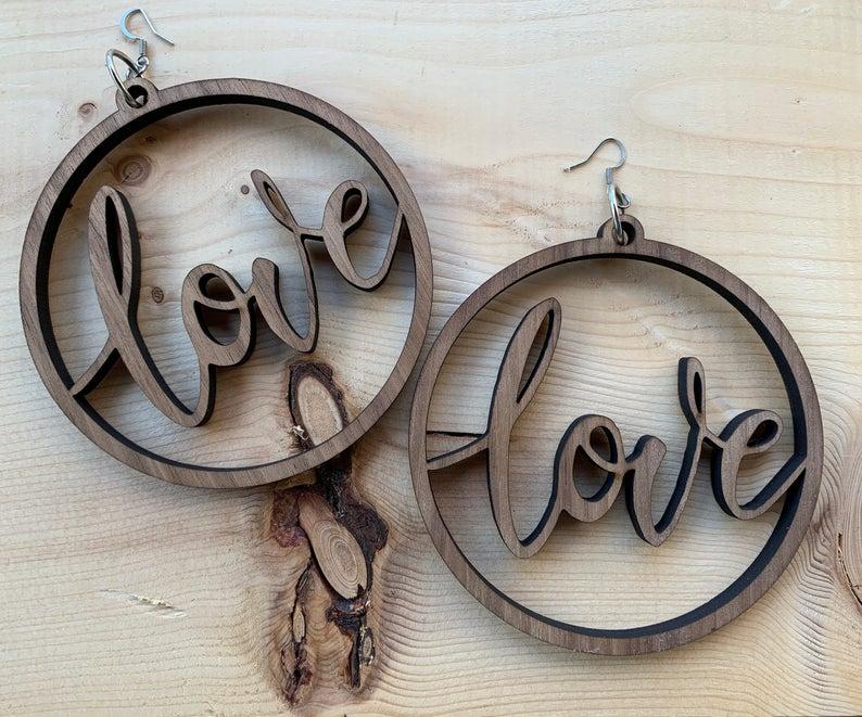 Designs by Peyton Love Earrings