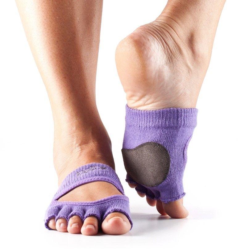ToeSox Releve Half Toe Socks
