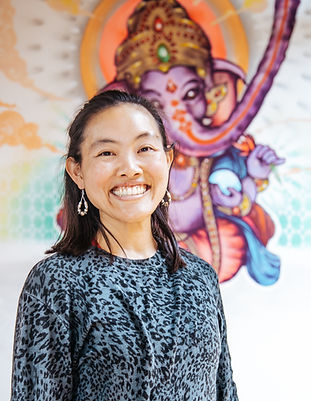 Portrait of Pharm Instructor Jiling Lin