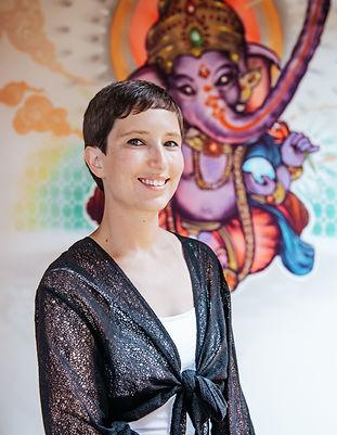 Portrait of Pharm Instructor Sarah Aspell