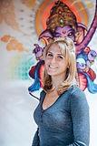 Portrait of Pharm Workshop & Event Coordinator Lisa McAtee