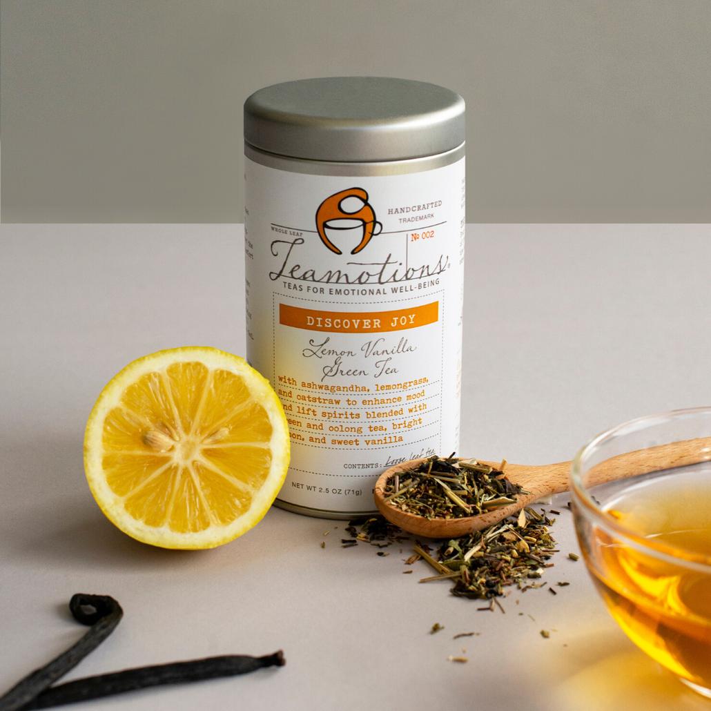 Discover Joy Tea