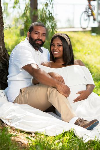 Detroit Maternity Portraits
