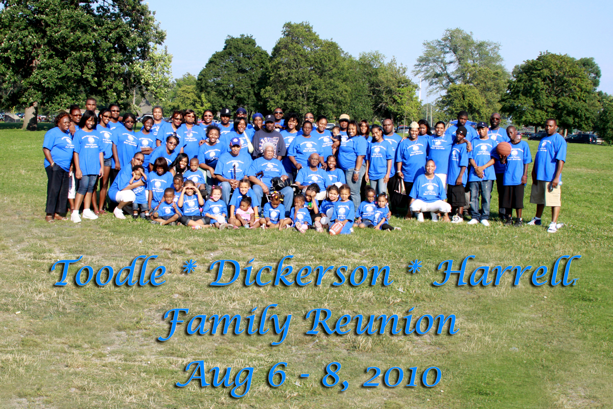 Detroit Family Reunion