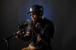Detroit Artist Promotional Headshot