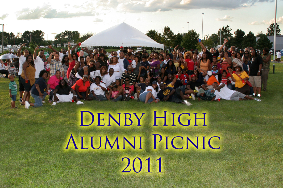 Denby High Alumni Reunion