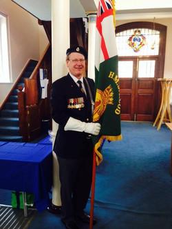 Rob White, HMS HOOD Association