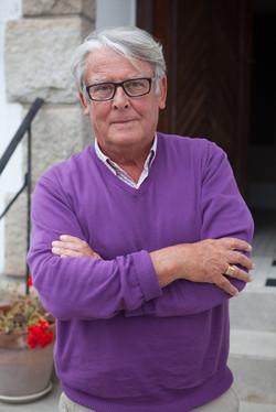 Mr Le Hir, Naval historian, writer