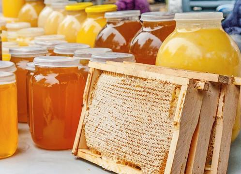 Доставка мёда по городу