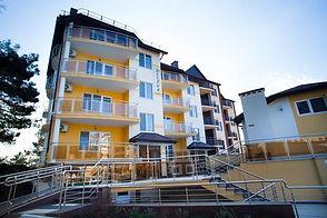 Отель «Феерия» в Геленджике