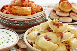Ресторан «Украинский дворик» в Геленджике