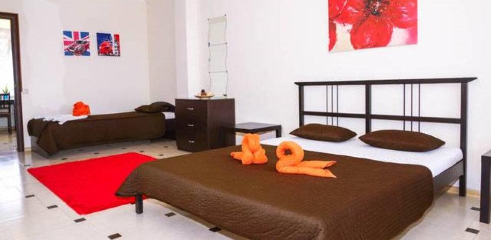 Отель «Welcome» в Кринице
