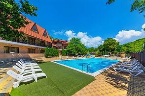 Отель «Эко-Море» в Геленджике