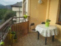 Двухкомнатная квартира с открытой террас