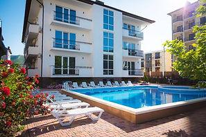 Кабардинка мини-отель «Платан»